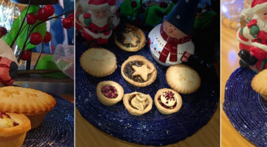 The Twelfth Day – Traditional Christmas Mince Pies